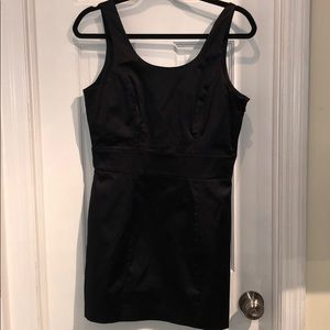 H&M cute mini silk dress with tags!